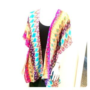 LABLANCA cover up NWOT size S/M